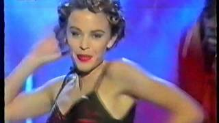 Kylie Minogue - Word Is Out (Live Goodbye 91 01-01-1992)