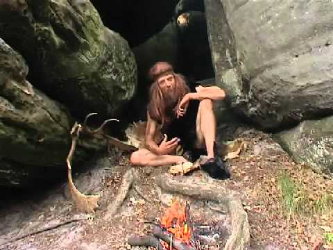 A story of a Mesolithic hunter