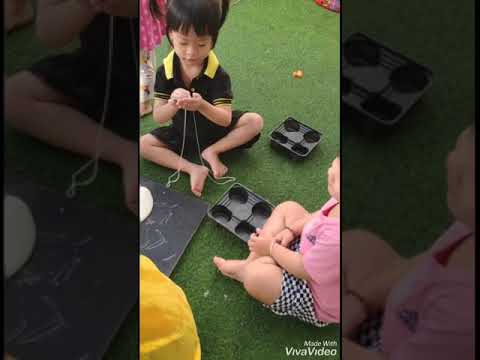 THE FIRST STEP PRESCHOOL : MESSY PLAY