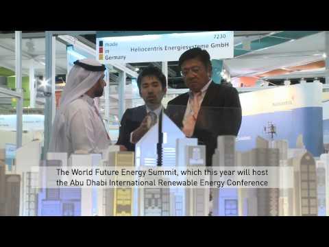 Abu Dhabi Sustainability Week 2013