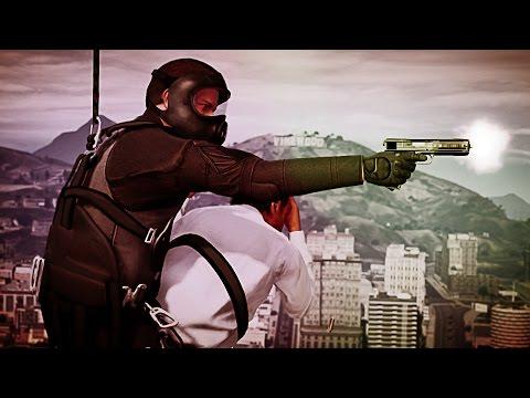 NAJVECA AKCIJA IKADA ! Grand Theft Auto V - Three's Company - Top Missions #3