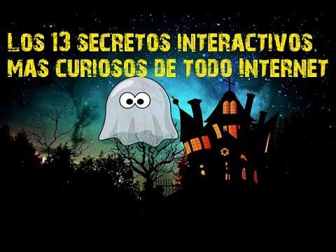 Los 13 Secretos Interactivos Más Curiosos de Todo Internet - 3J Kernel