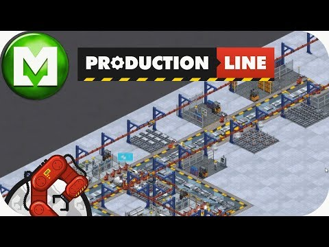 Production Line - Understanding the efficiency of breaking up the production process
