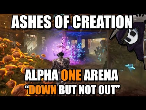 Ashes of Creation - Alpha One Arena -