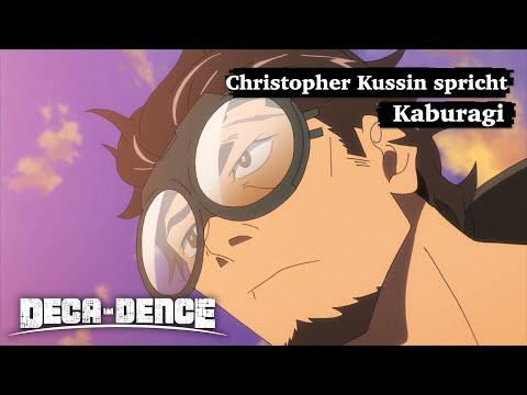 DECA-DENCE - Synchronclip #2: Christopher Kussin spricht Kaburagi