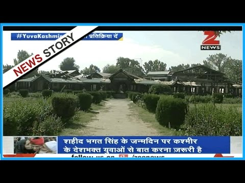 DNA: Strategy of separatist to divert Kashmiri youth from education to terrorism