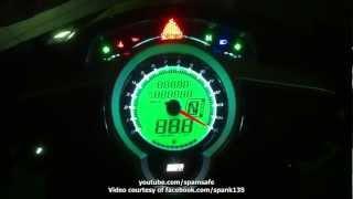 Yamaha LC135 5speed Uma Digital Meter by  Racingboy