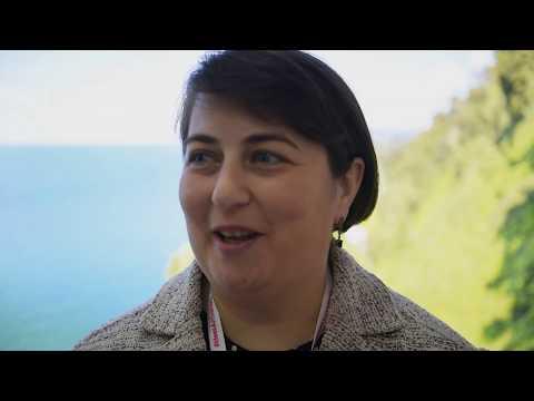 Tamar Kaikatsishvili, first deputy chairperson, Ajara Department of Tourism & Resorts
