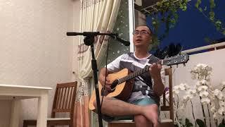 Mua dong sắp đêm trong thành phố của anh Tấn Phong