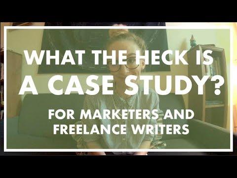 FREELANCE WRITING GOLD || Case Studies 101