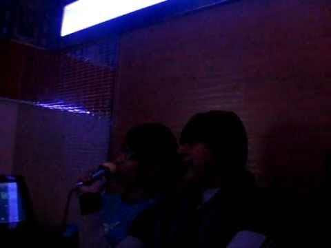 KTV in Wuhan. Interns rock!