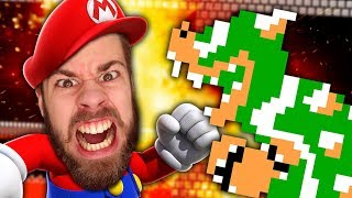 RAGE PÅ BOWSER | I Wanna Run The Marathon #6