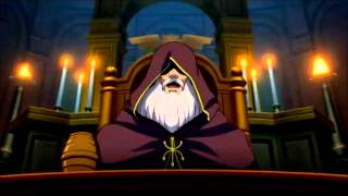 professor layton vs phoenix wright all english cutscenes remastered 1080p