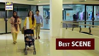 Koi Chand Rakh Episode 25   BEST SCENE    - #Ayezakhan