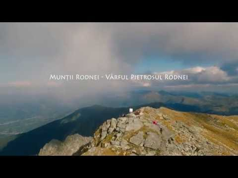 Munții Rodnei  Vârful Pietrosul  Rodnei