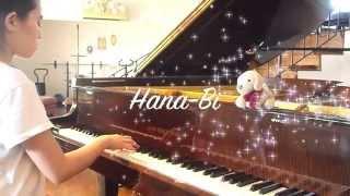Joe Hisaishi 久石 譲 - Hana-Bi (花火) - Solo Piano By Elizabeth