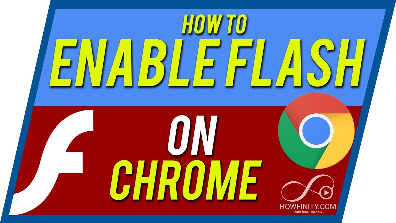 Flash Player For Crome