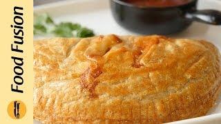 Chicken Tandoori Calzone Recipe By Food Fusion