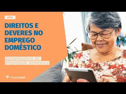 Como funciona a aposentadoria da empregada doméstica?  WEB-SÉRIE  Direitos e Deveres