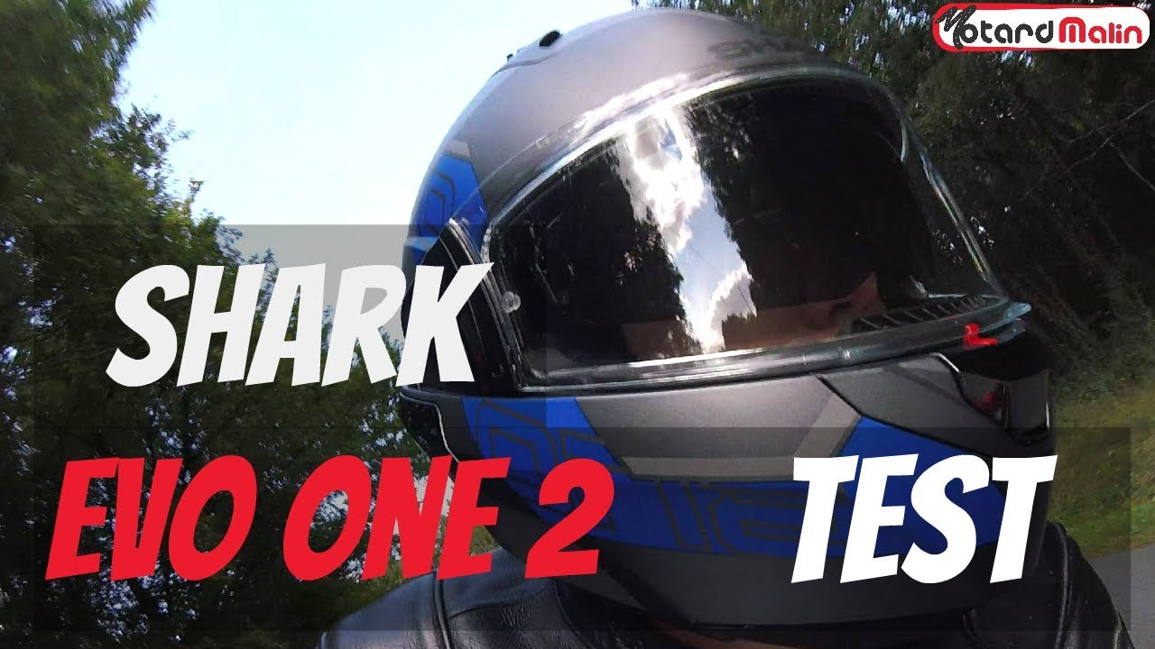 Test Casque Shark Evo One 2 Youtube