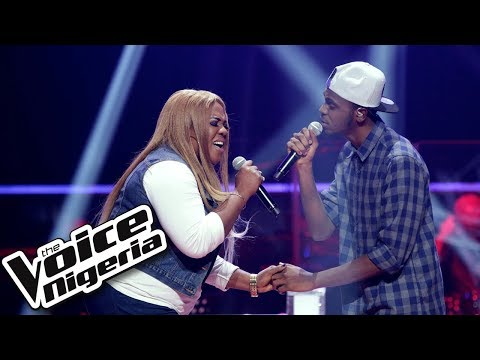 "Nwando vs Kendris - ""If Love Is A Crime"" / The Battles / The Voice Nigeria Season2"