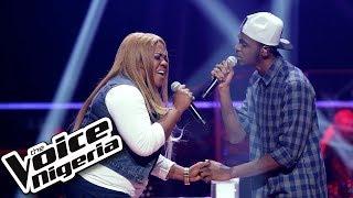 "Nwando vs Kendris - ""If Love Is A Crime"" / The Battles / The Voice Nigeria Season2"