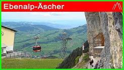 Wanderung Ebenalp Appenzell Berggasthaus Äscher, Seealpsee Swiss Alpine 4K #6