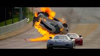 Гонка на  Koenigsegg , Пит погибает в аварии \  Need for Speed: Жажда скорости