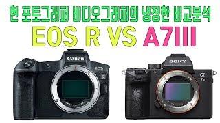 [포토정] 캐논 미러리스 EOS R vs 소니 A7II…
