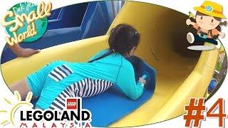 เด็กจิ๋วเล่นสไลเดอร์โซนผู้ใหญ่#2 (Lego Land) [N