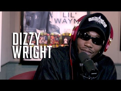 Dizzy Wright talks Mayweather, mother writing his rhymes & his new weed strand