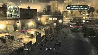 Wings of redemption loses to Syndicate on COD4 Full Video!
