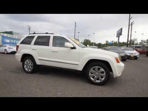 2009 Jeep Grand Cherokee Limited | White | 9C538702 | Skagit County | Mt Vernon