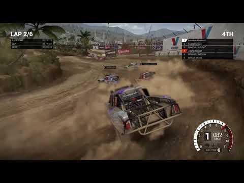 Dirt 4 stadium Trucks-/ Nevada