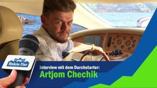 REKRU-TIER Interview mit Artjom Chechik (Juice Plus Company)