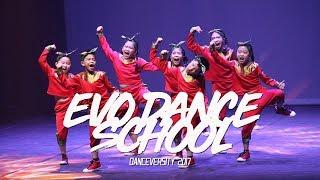 EVO DANCE SCHOOL PALEMBANG DANCEVERSITY 2017