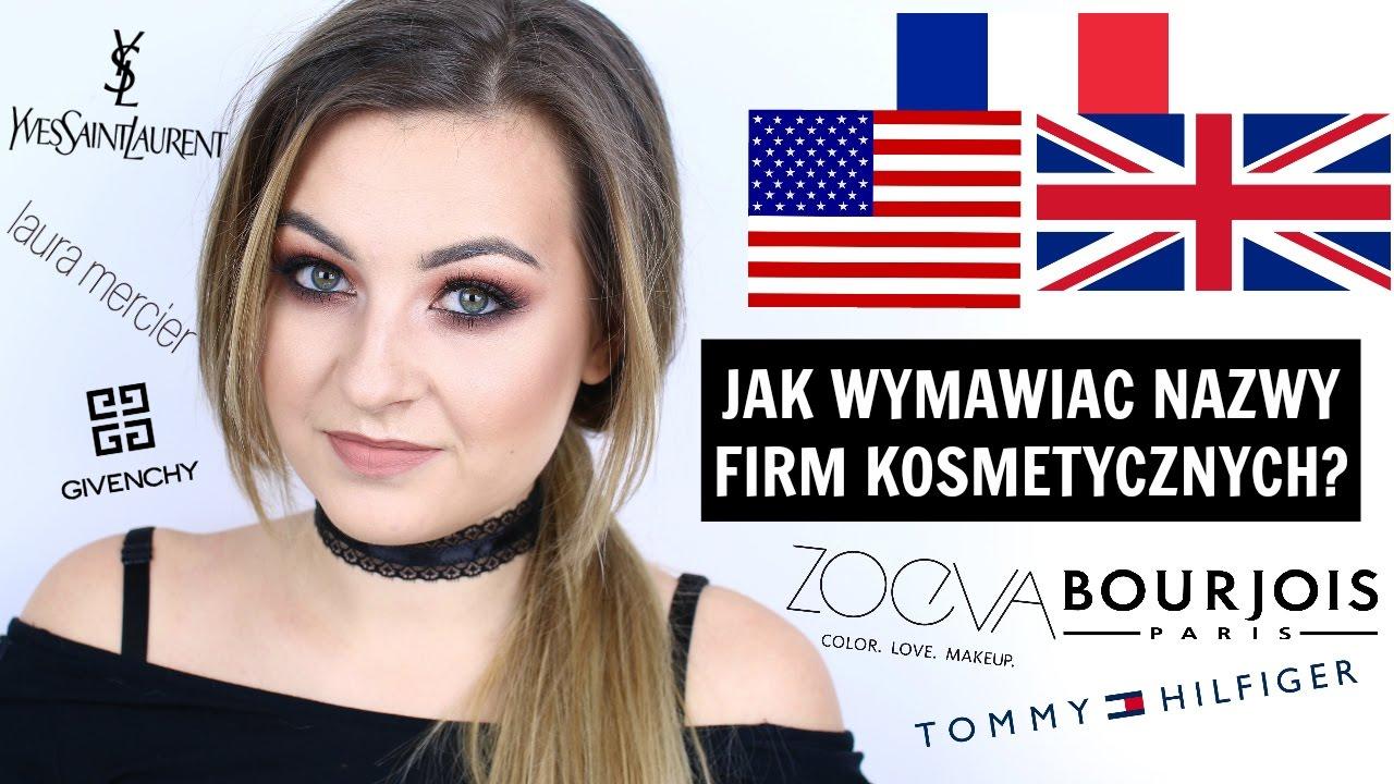 Super süße neueste Sonderpreis für JAK WYMAWIAĆ NAZWY FIRM KOSMETYCZNYCH? | lamakeupebella