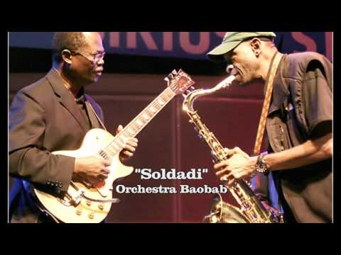 "ORCHESTRA BAOBAB - ""Soldadi"" from their 1982 Album ""Pirate's Choice."""