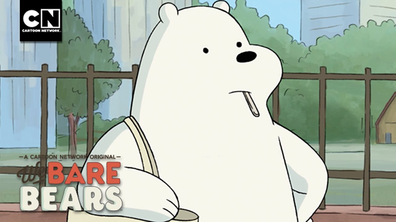 Ice Bear Best Quotes We Bare Bears Cartoon Network Youtube