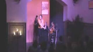 FLAMENCO SHOW SEVILLA ALVAREZ QUINTERO JUAN POLVILLO