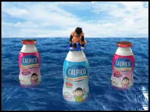 Calpico Mini TV Commercial