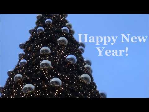 Happy New Year 2019 wishes, greetings video