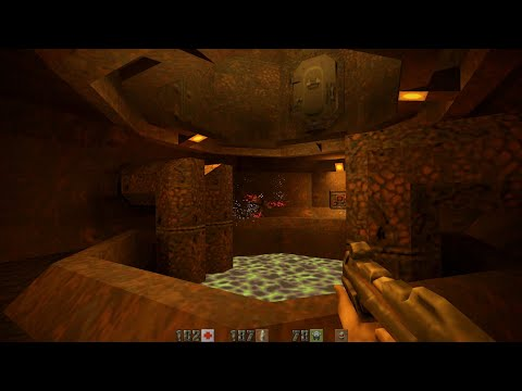 Quake II Mission Pack: The Reckoning | Sewers (02/19) |