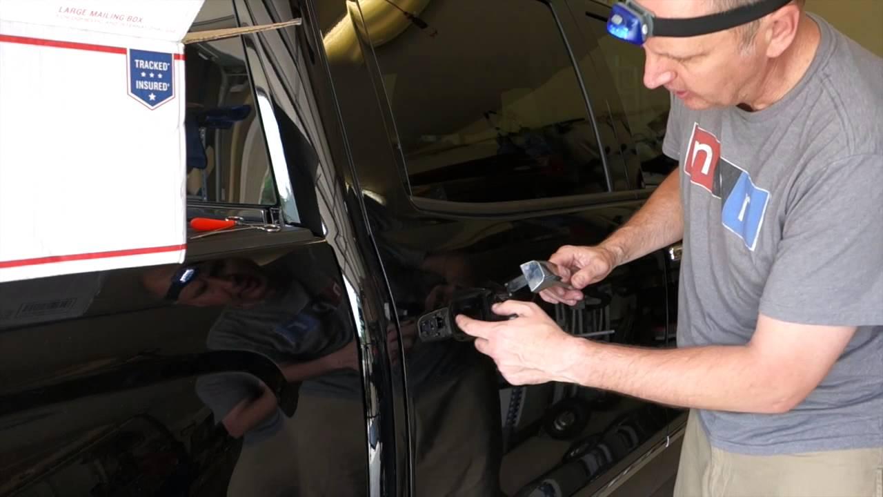 14 17 Front Door Handle Removal 2014 2018 Silverado Sierra Mods Gm Trucks Com