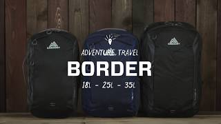 Adventure Travel : Border Series // Gregory Mountain Products EU