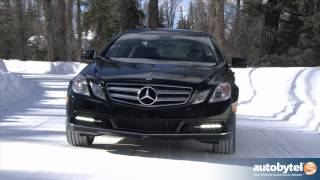 2012 mercedes benz e350 test drive luxury car video review