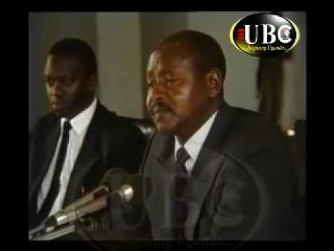 Uganda's history to remember