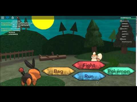 Pokemon brick bronze roblox youtube