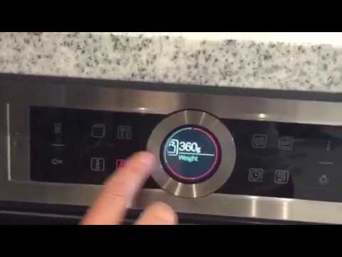 Bosch Serie 8 Built In Combi Microwave Youtube