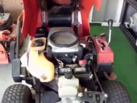 Honda 3011 Sarting modification - YouTube